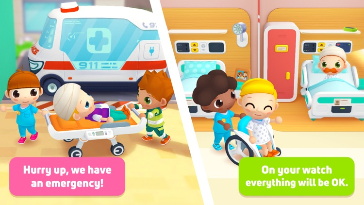 Central Hospital Stories Full screenshot-3