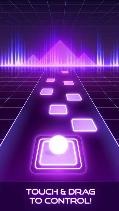 Tiles Hop - EDM Rush Screenshot