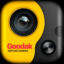 Ícone do app Goodak Cam - analog retro film
