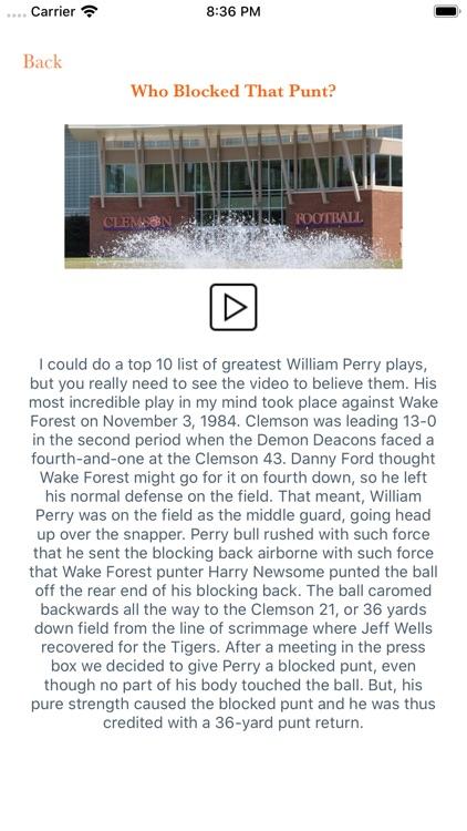 Tiger Trivia by Tim Bourret screenshot-5