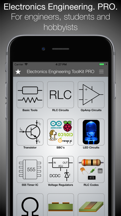 Screenshot EE ToolKit PRO