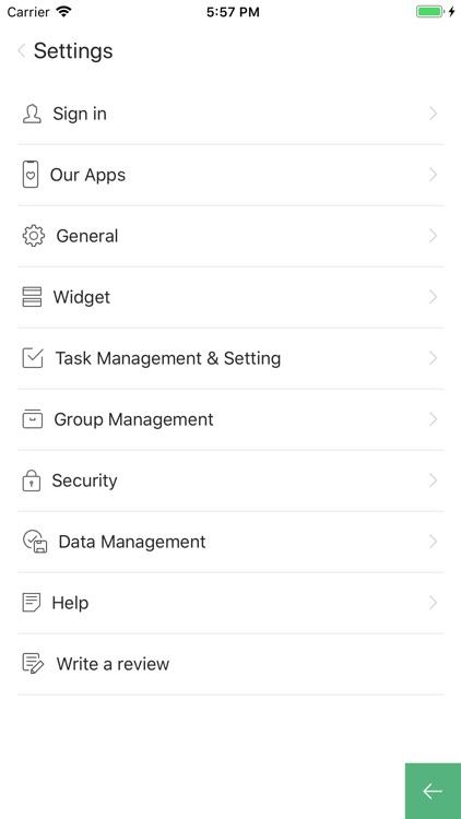 Do! - Simple To Do List screenshot-9