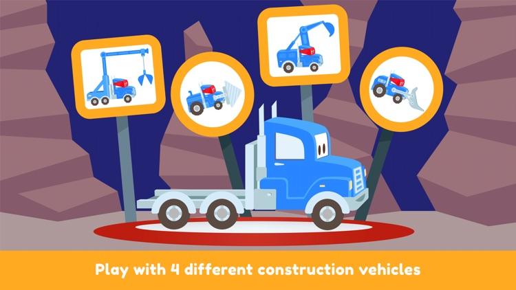 Carl the Super Truck Roadworks