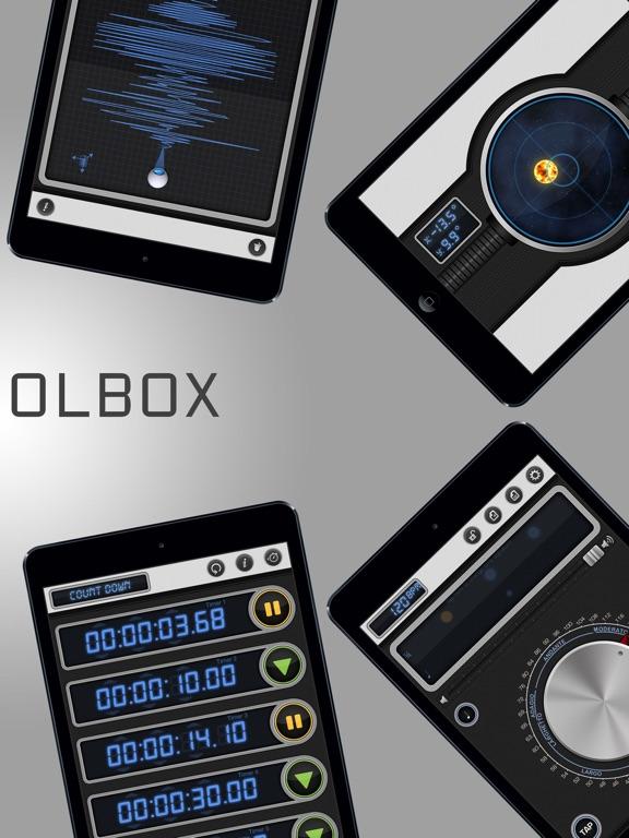 Screenshot #5 pour Toolbox - Mesure Outils