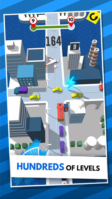 Traffic Rush 3D screenshot 4