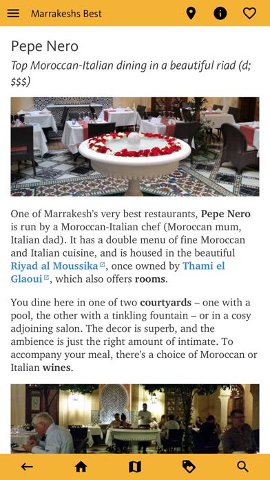 Marrakesh's Best Travel Guide screenshot 9
