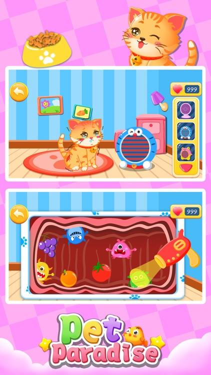 Bella's virtual pet paradise screenshot-0