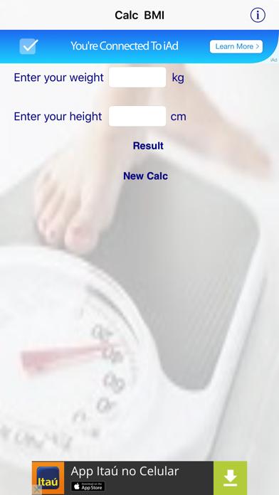 点击获取BMI Body Mass Index