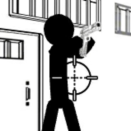 Stickman Shooter Hero Games
