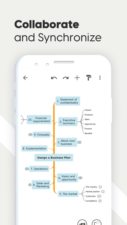 Mind Map Maker - Mindomo screenshot-6
