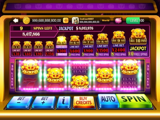 Slots Classic: Casino Slots 88-ipad-2