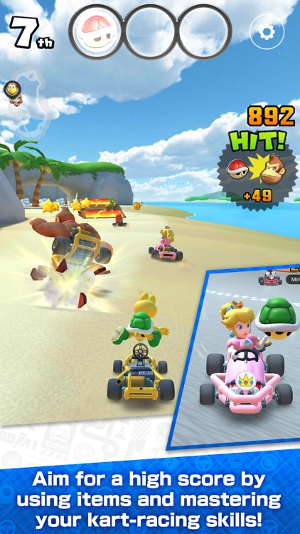 Mario Kart Tour screenshot-1