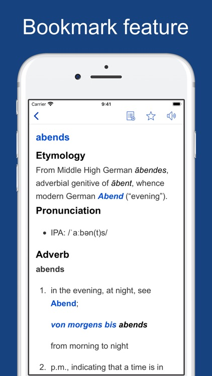 German Etymology Dictionary screenshot-4