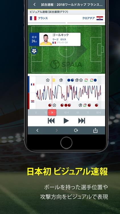 SPAIA(スパイア)~ スポーツ×AI予想×データ解析 screenshot-3