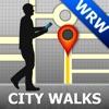 Warsaw Map & Walks (F)