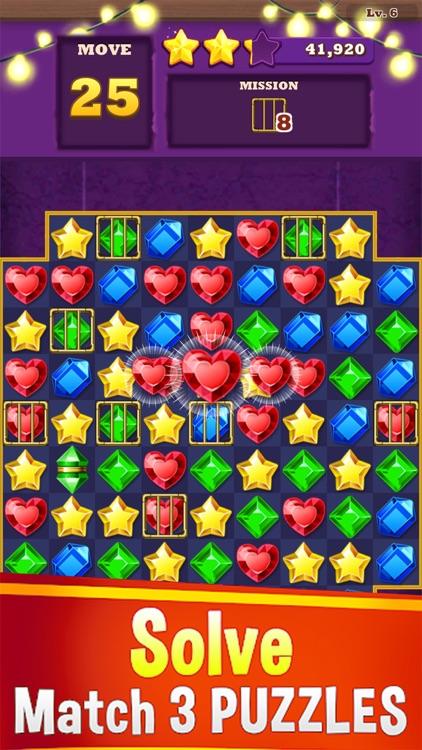 Jewel Magic Quest screenshot-7