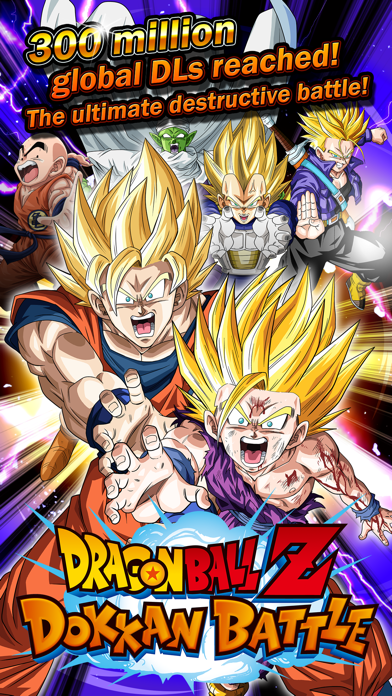 DRAGON BALL Z DOKKAN BATTLE - Revenue & Download estimates