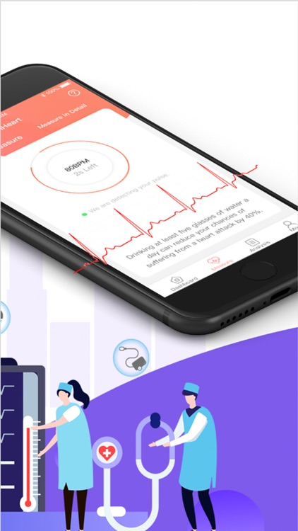 Heart Rate Monitor °
