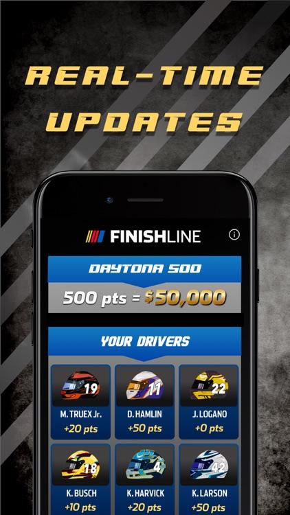 NASCAR Finish Line screenshot-3
