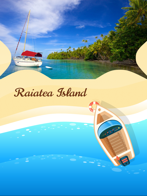 Raiatea Island Tourism screenshot 6