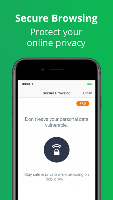 Avast Security & Photo Vault Screenshot
