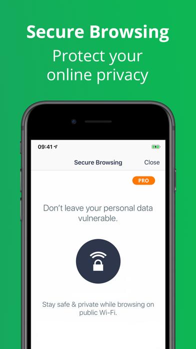 Avast Security & Photo Vault Screenshot