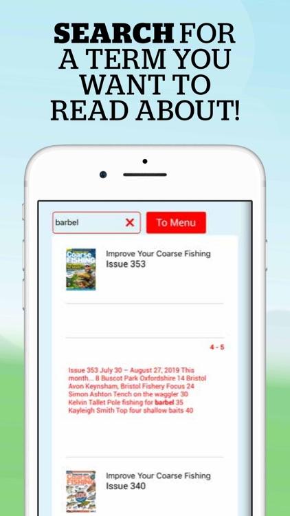 Improve Your Coarse Fishing screenshot-4