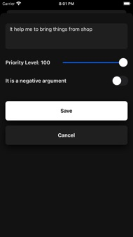 TroubleShooter:Decision helper iphone images
