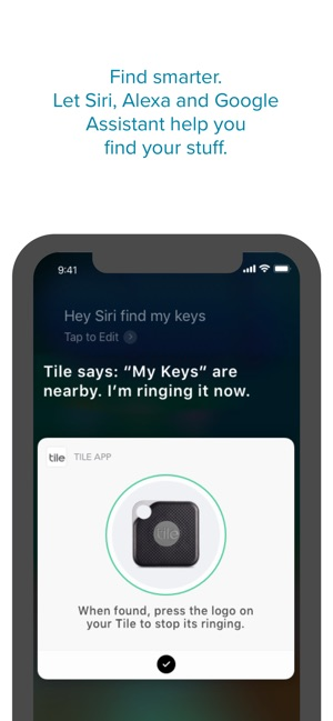 Tile - Find lost keys & phone on the App Store