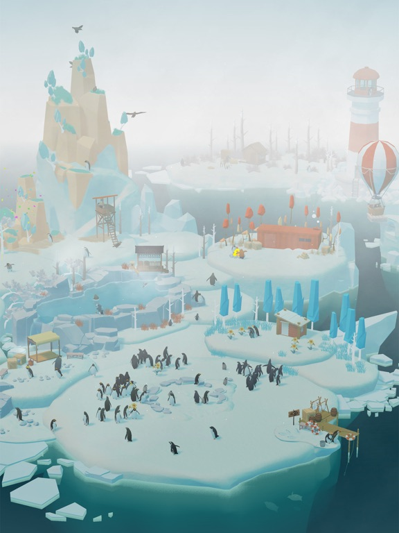 Penguin Isle screenshot 11