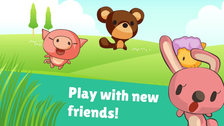 Toddler Animals for kids
