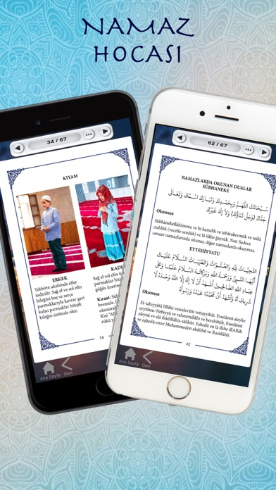 Screenshot for Ezan - Diyanet Namaz Vakitleri in Turkey App Store