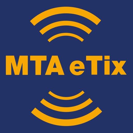MTA eTix iOS App