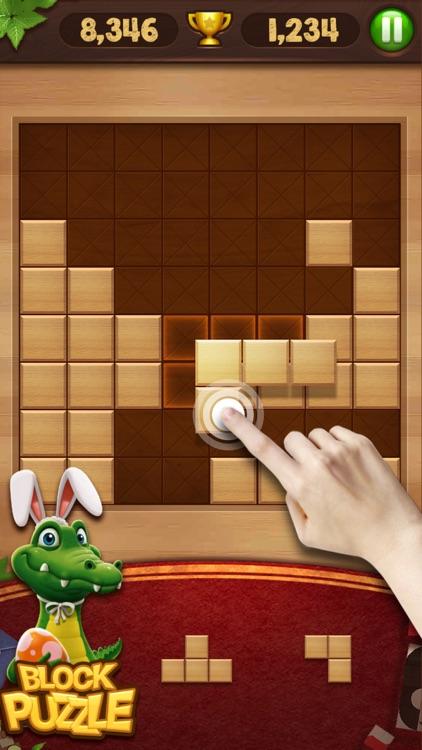Block Puzzle Wood screenshot-0