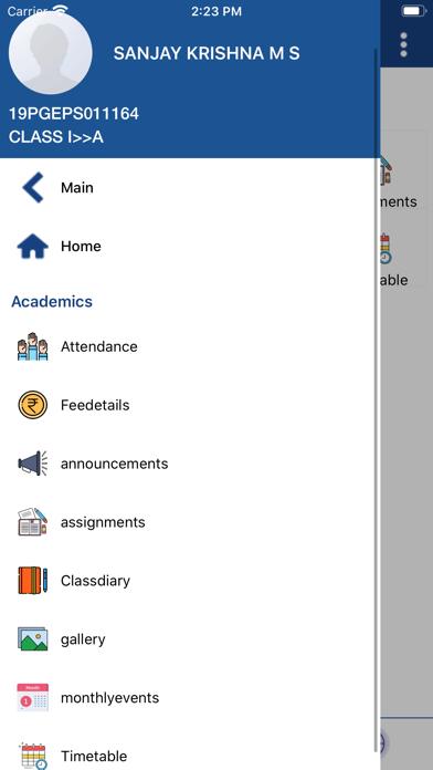Velankanni Group Of Schools screenshot 2