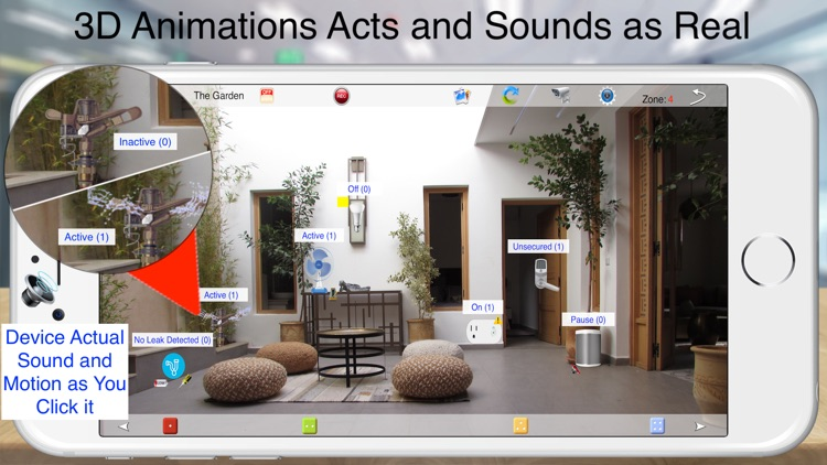 HOS Smart Home BACnet BMS Live screenshot-0