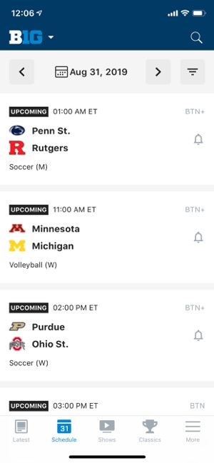 BTN+ on the App Store