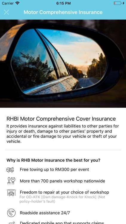 RHB Insurance screenshot-3