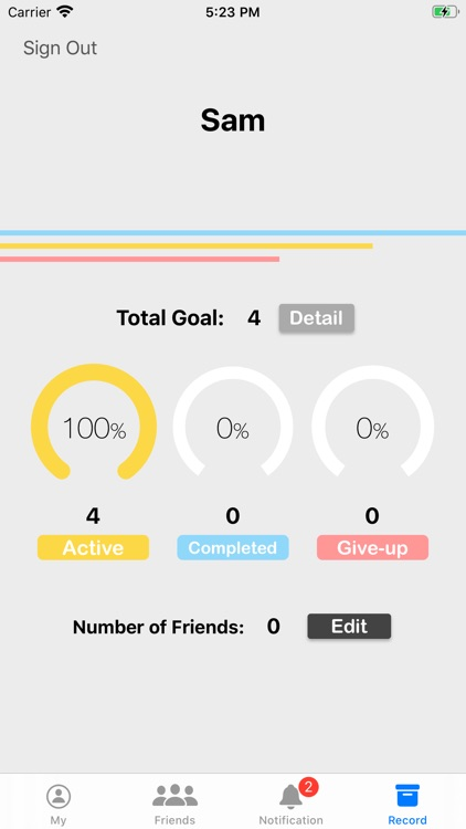 Coing : Achieve Goals Together screenshot-4