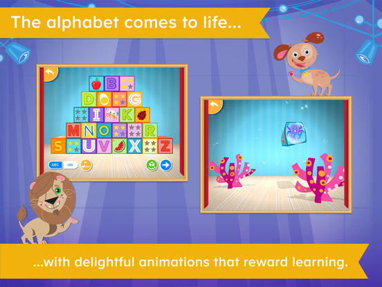 Mastering the Alphabet-ipad-3