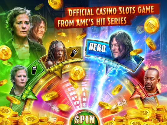 The Walking Dead Casino Slots screenshot 7