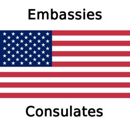 USA Embassies & Consulates