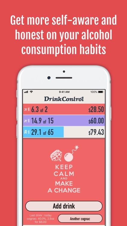 DrinkControl: Alcohol Tracker screenshot-7