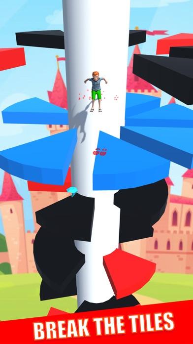 Helix Royal Jumper 3D screenshot 2