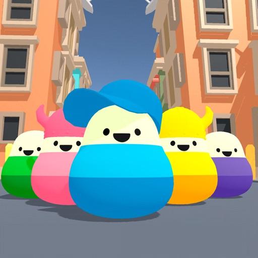 Bubble Crowd