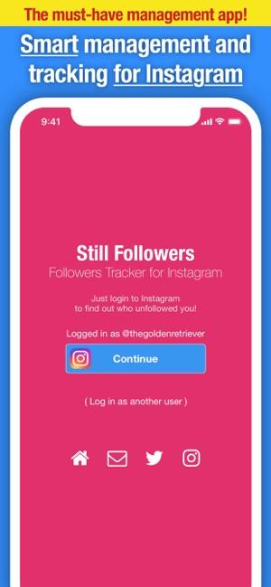 Still Followers for Instagram on the App Store