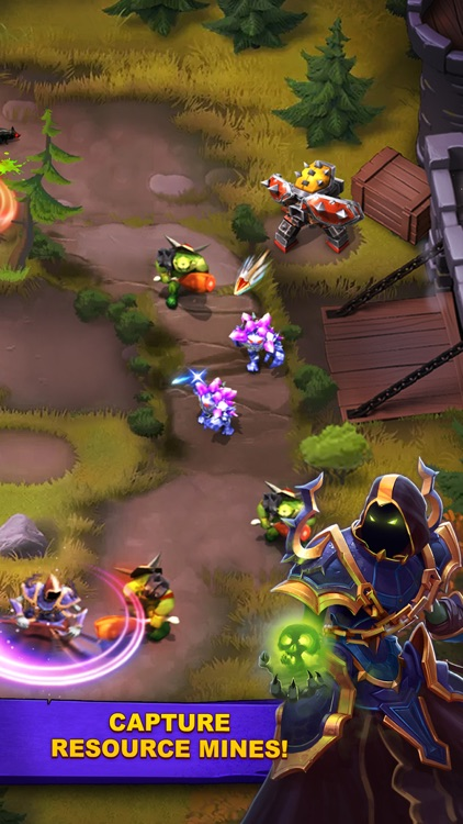 Goblin Defenders 2:Guns&Heroes screenshot-2