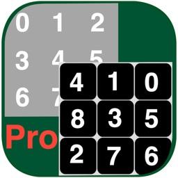 muuPuzzlePro (numbers Puzzle)