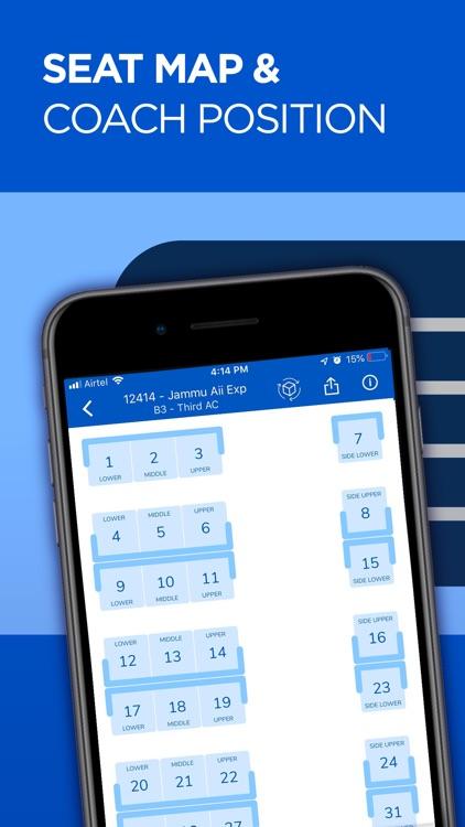 IRCTC Running Status: ixigo screenshot-8