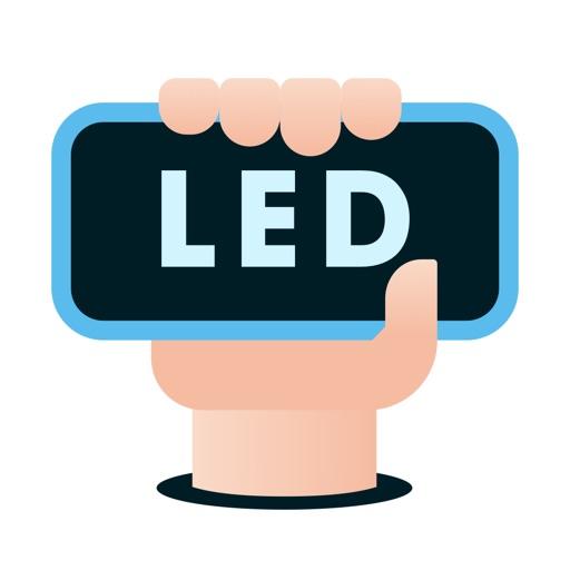 電光掲示板 - LED Banner Maker